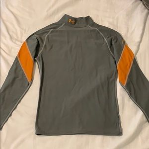 Long sleeve UNDER ARMOUR Turtle-neck tight fit